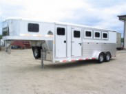 2016 4 Horse Sooner Gooseneck