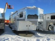 2016  4 Horse Cherokee Superchief with 16ft Living Quarters and 7ft. Slide