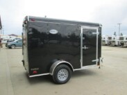 6X10 Continental Cargo Enclosed Trailer with ramp