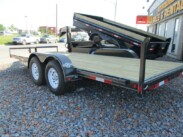 2016 20ft Double A Car Hauler 7,000lb GVWR