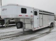 2017 24ft Stock Combo Exiss Trailer