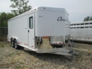 2016  8X18 Cherokee Enclosed All Aluminum Cargo Trailer with ramp