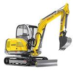 2015 3503 Compact Track Excavator