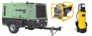 Air Compressors & Pumps
