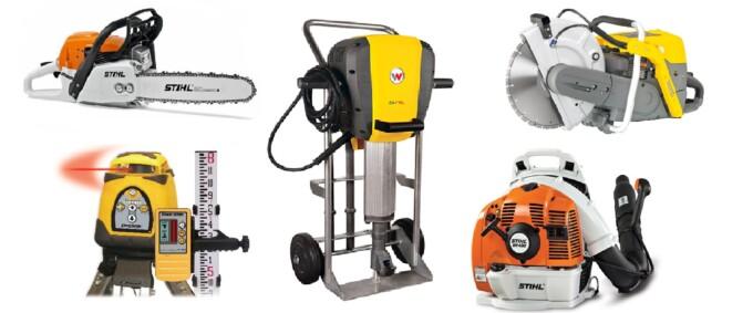 Maintenance & Hand Tools