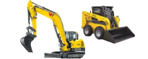 Skid Steers & Excavators