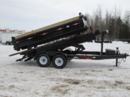 2019 Double A – Bumper Pull Roll Off Trailer